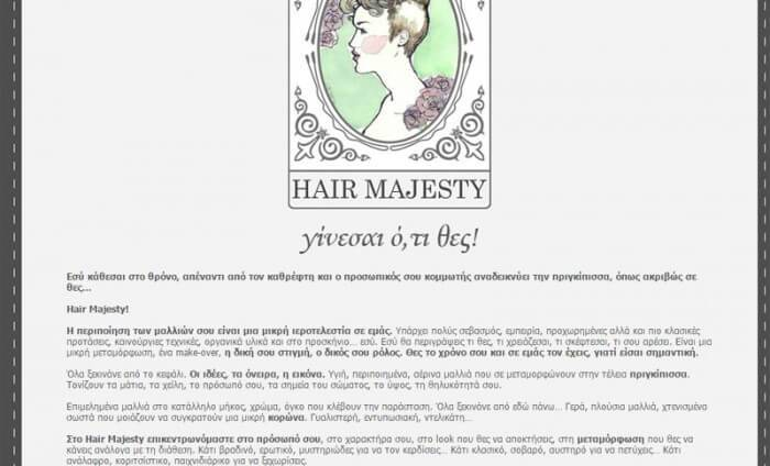 Hair Majesty